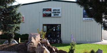 Aspen Leaf Outdoor Power Equipment
