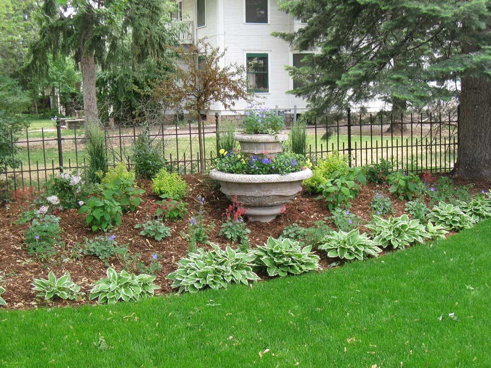 landscape architecture design aspen leaf outdoor power equipment